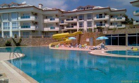 Vakantiehuis Turkije, Turkse Rivièra, Konakli - appartement Appartement Nazar aan de Turkse Rivi