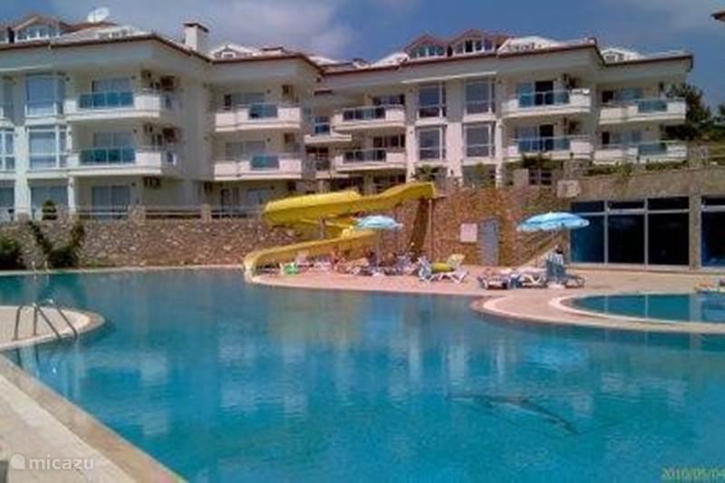 Vakantiehuis Turkije, Turkse Rivièra, Konakli Appartement Appartement Nazar aan de Turkse Rivi