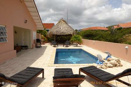 Vacation rental Curaçao, Banda Abou (West), Daniël holiday house Casa Joëlle