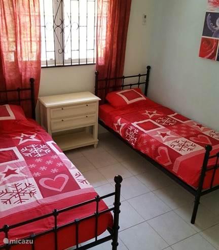 Twee super bedden met uitstekende matrassen!