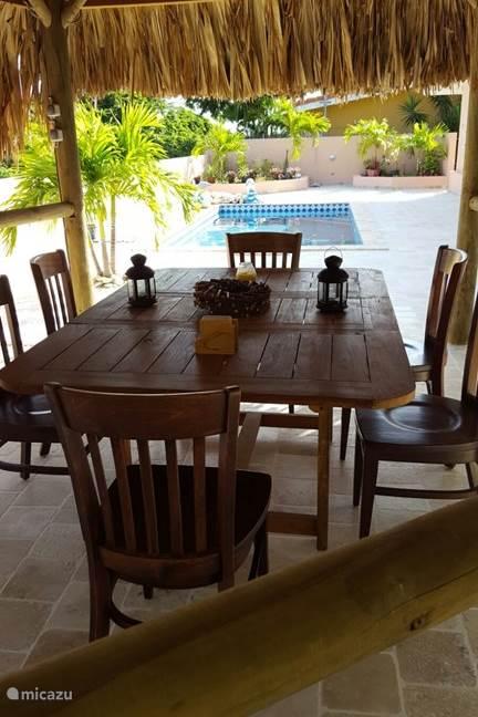 Vakantiehuis Curaçao, Banda Abou (west), Daniël Vakantiehuis Casa Joëlle