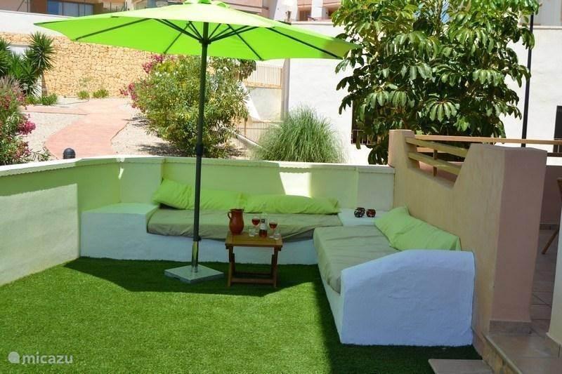 Vakantiehuis Spanje, Costa Blanca, Benidorm appartement Casa Los Cerezos