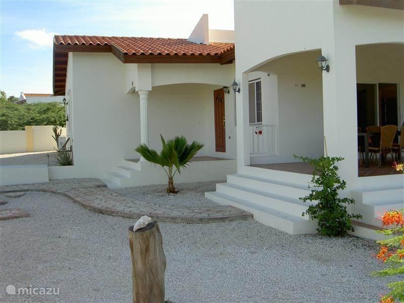 Ferienwohnung Aruba, Zentral-Aruba, Santa Cruz Bungalow Casa Familia