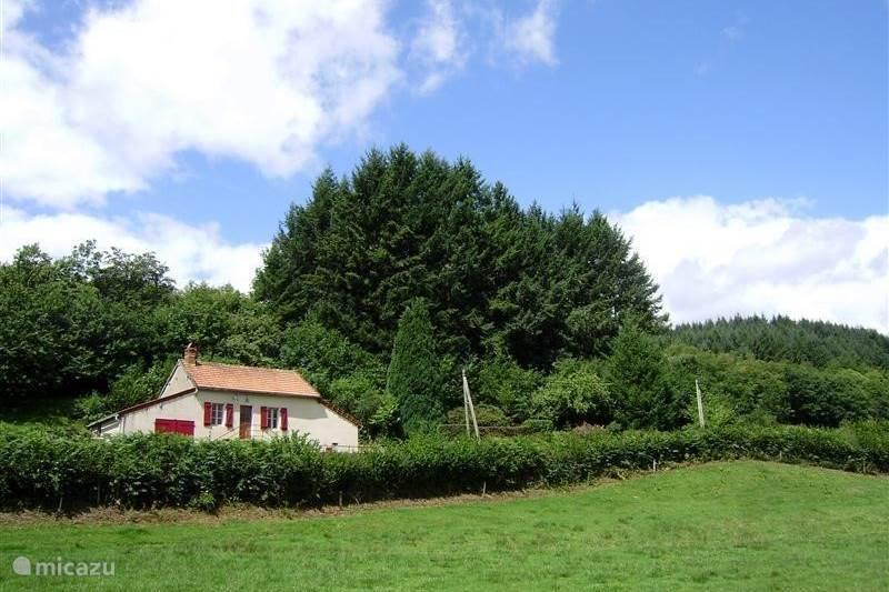 Vakantiehuis Frankrijk, Nièvre, Larochemillay Vakantiehuis Gite Le Verne