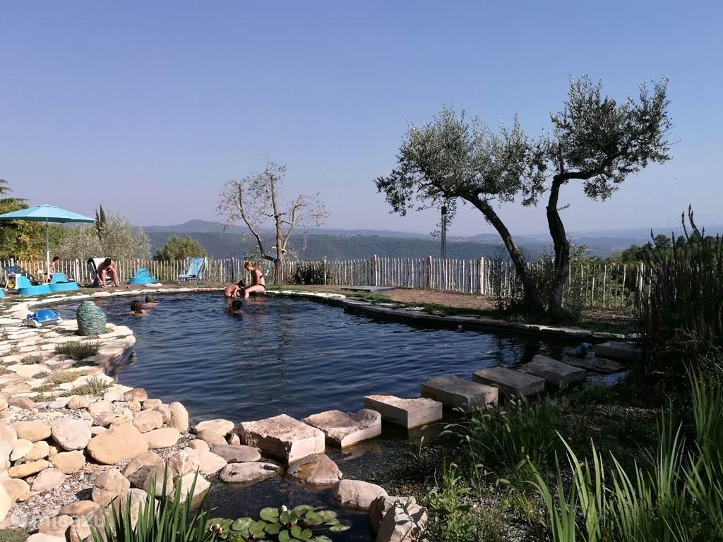 Vakantiehuis Italië, Umbrië, Ficulle gîte / cottage Vista Sul Mare