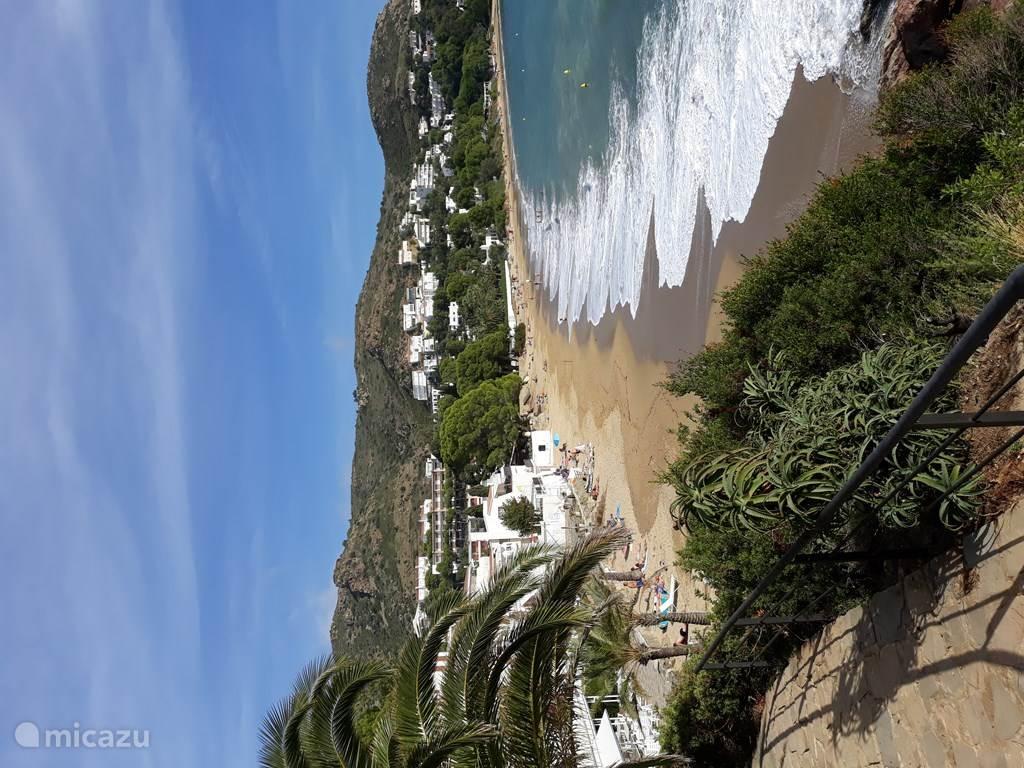 Vakantiehuis Spanje, Costa Brava, Palau Saverdera appartement Sun Village I
