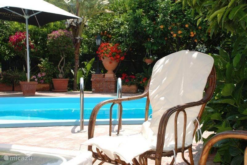 Vakantiehuis Italië, Sicilië, Gaggi - villa Villa Pagano