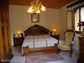 De sfeervolle Master Bedroom in Sicilaanse stijl op de eerste etage