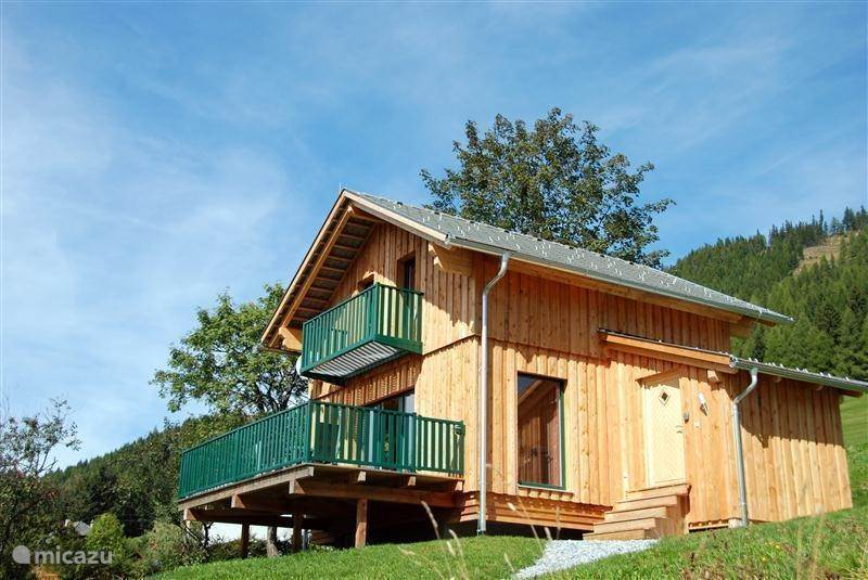 Vacation rental Austria, Styria, Hohentauern - holiday house Chalet almdorf 24
