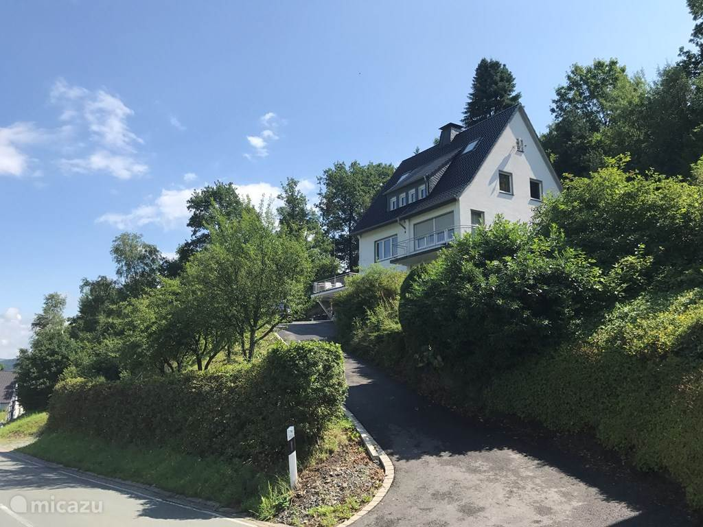 Vacation rental Germany, Sauerland, Eslohe Apartment Haus 'Inspiration'
