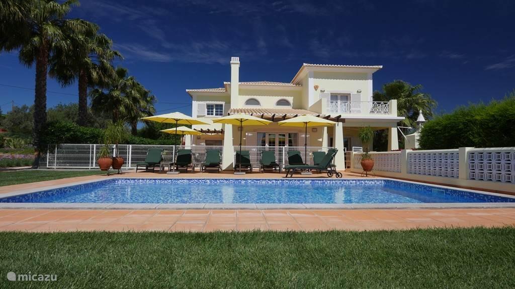 Vakantiehuis Portugal, Algarve, Pechão villa Casa da Mó - Top Familie Villa