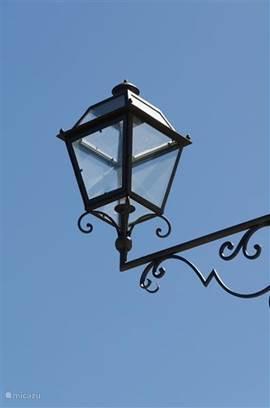 Alleen originele materialen zijn door de  artigiani toegepast bij de restauratie van Villetta