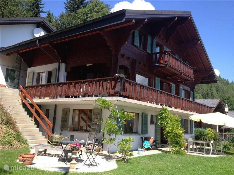 [THEMA], Zwitserland, Vaud, Leysin, appartement Chante Alouette
