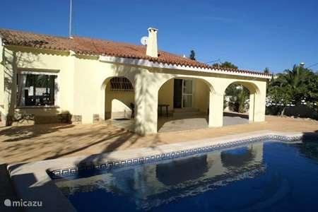Vakantiehuis Spanje, Costa Blanca, Altea - villa Casa Lisa