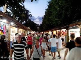 Winkel-stalletjes, Torrevieja