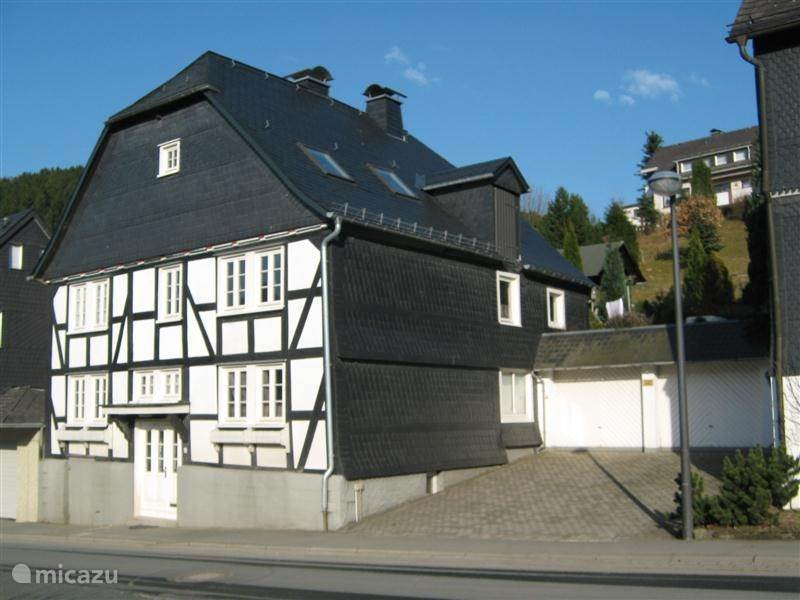 Vacation rental Germany, Sauerland, Winterberg holiday house Haus Lattice