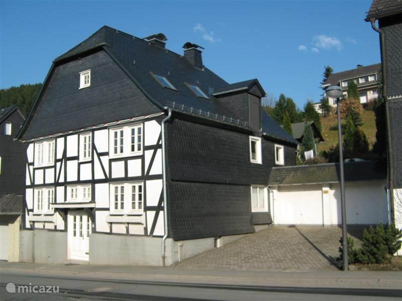 Vacation rental Germany, Sauerland, Winterberg Holiday house Haus Lattice