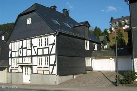 Vakantiehuis Duitsland, Sauerland, Winterberg vakantiehuis Haus Lattice