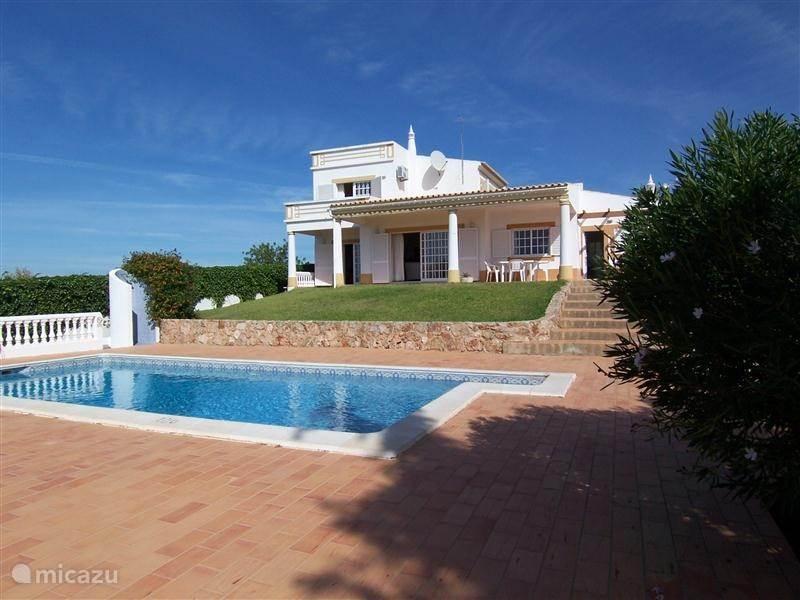 Vakantiehuis Portugal, Algarve, Albufeira Vakantiehuis Villa Sol - Vakantieparadijsje!