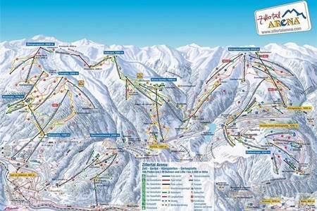 Ski Zillertal Arena