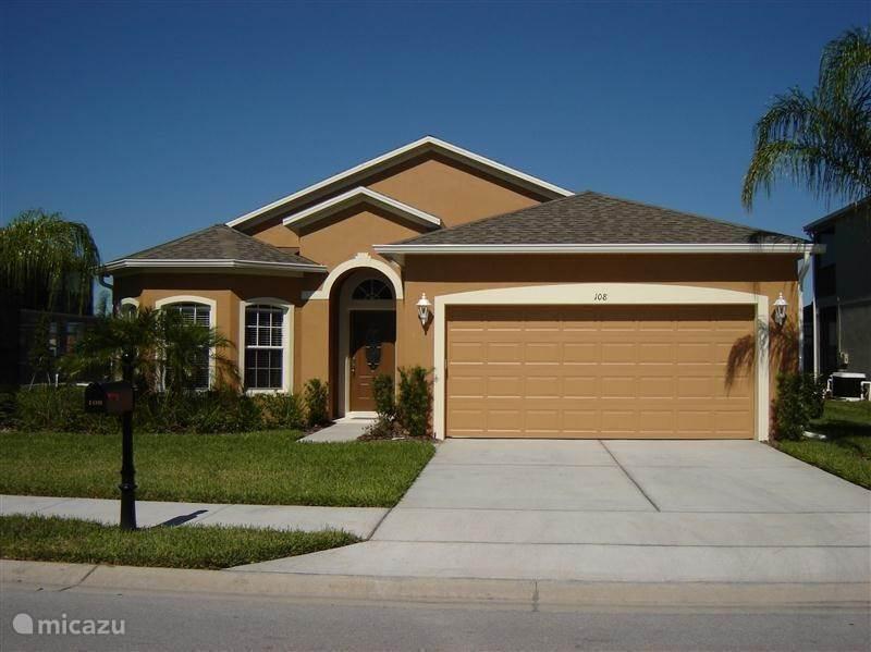 Vakantiehuis Verenigde Staten, Florida, Davenport - villa Vakantievilla in Florida (Davenport)