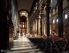 Een overvloed aan pracht voor liefhebbers van bouwkunst en cultuur.