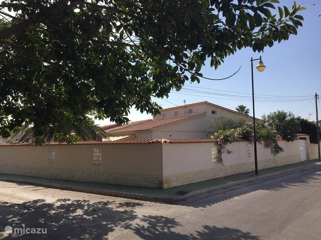Vakantiehuis Spanje, Costa Blanca, Torrevieja - villa Villa Rima, Stadsvilla in Torrevieja