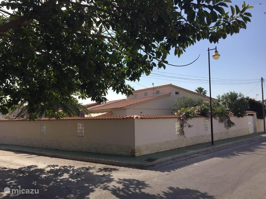 Vakantiehuis Spanje, Costa Blanca, Torrevieja Villa Villa Rima, Stadsvilla in Torrevieja
