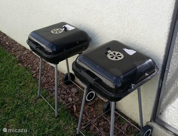 BBQ (charcoal/kool)