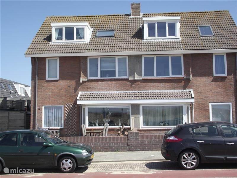 Vakantiehuis Nederland, Noord-Holland, Egmond aan Zee - appartement Boulevard en Strand