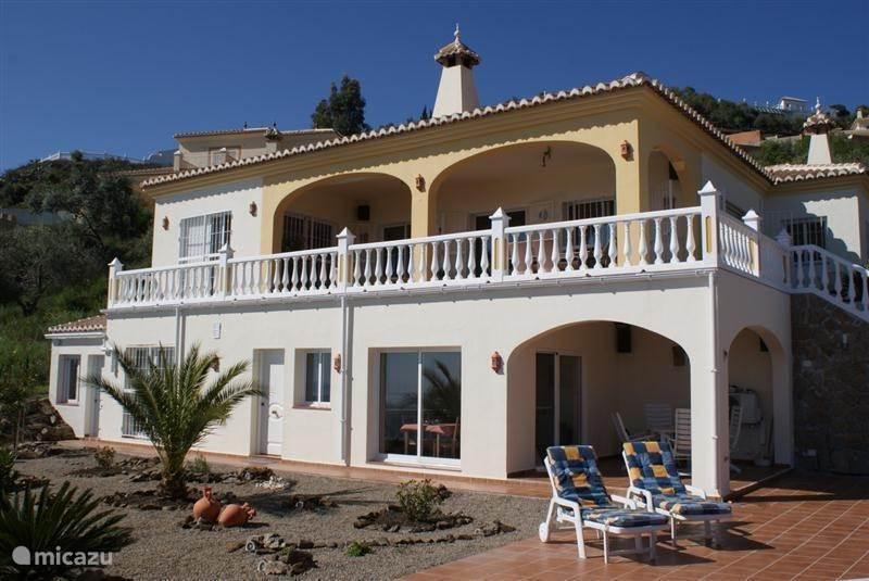 Vakantiehuis Spanje, Andalusië, Arenas vakantiehuis Vakantiehuis Casa Panoramica