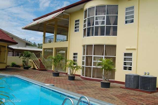 Ferienwohnung Suriname – villa Hemaro Residence