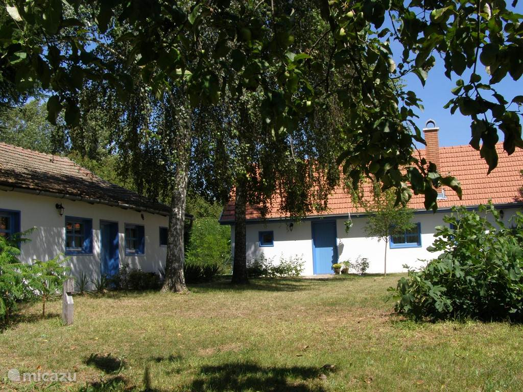 Gîte / cottage Új Haz en Öreg Haz in Fülöpjakab, Bács-Kiskun ...