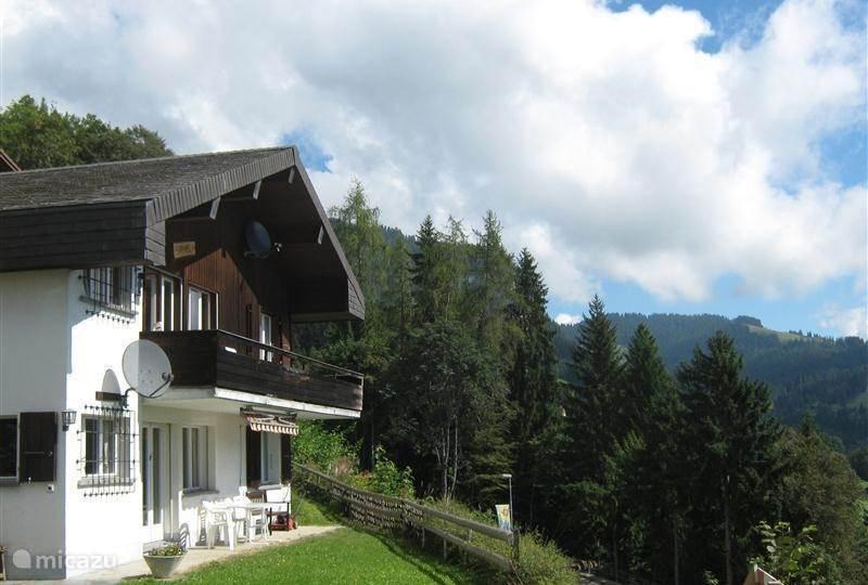 Vacation rental Switzerland – chalet Chalet Urmel