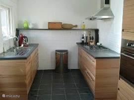 zeer complete keuken
