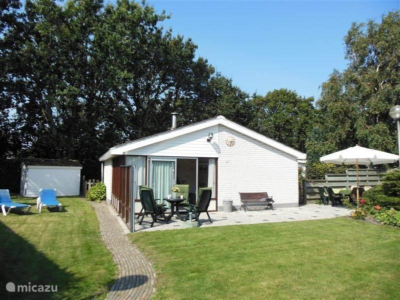 Vakantiehuis Nederland, Noord-Holland – bungalow De Zeekieft