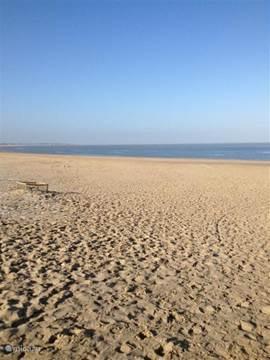 het banjaardstrand, een van de mooiste stranden van Nederland!