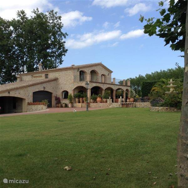 Vakantiehuis Spanje, Costa Brava, Sant Pere Pescador villa Mas