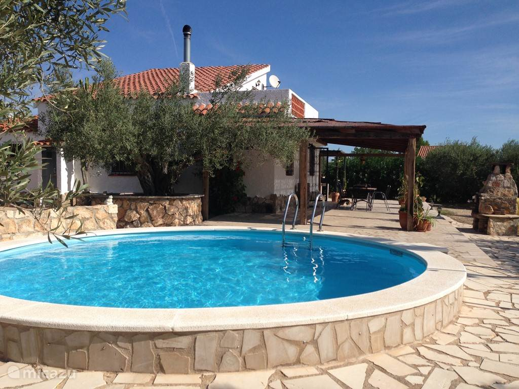 Vakantiehuis Spanje, Costa Dorada, L'Ampolla - vakantiehuis Viva la vida