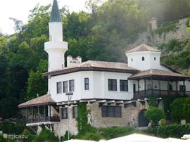 The Summer Palace in the botanical gardens in Balchik (near Varna). Worth a visit!