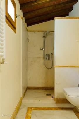 Douche van badkamer nr. 1