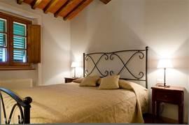 Slaapkamer nr. 2, met airco en horren