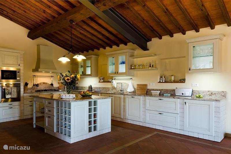 Vakantiehuis Italië, Toscane, Mercatale in Val di Pesa Appartement Marzocco 1