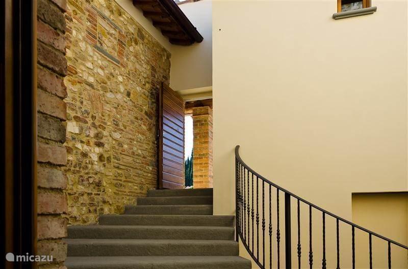 Vakantiehuis Italië, Toscane, Mercatale in Val Di Pesa Appartement Marzocco 2