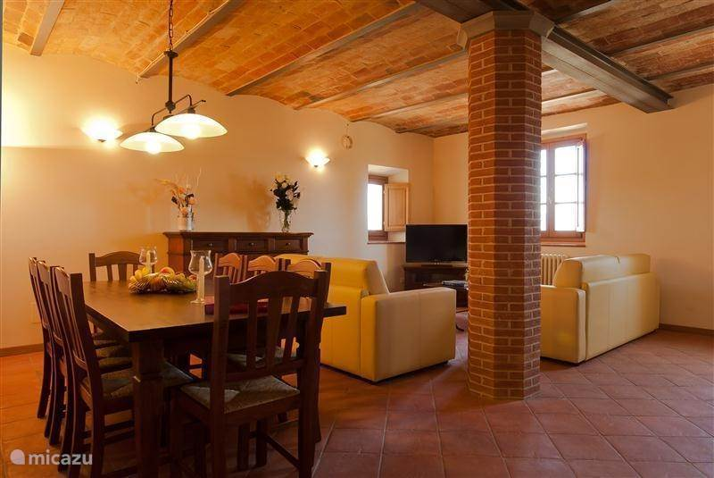 Vakantiehuis Italië, Toscane, Mercatale in Val Di Pesa - appartement Marzocco 3
