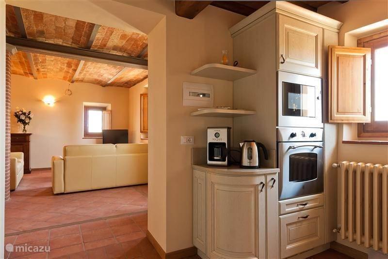 Vakantiehuis Italië, Toscane, Mercatale in Val di Pesa Appartement Marzocco 3