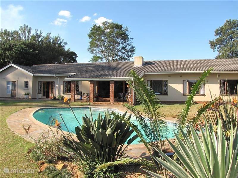 Vakantiehuis Zuid-Afrika, KwaZulu-Natal – villa Rivendell