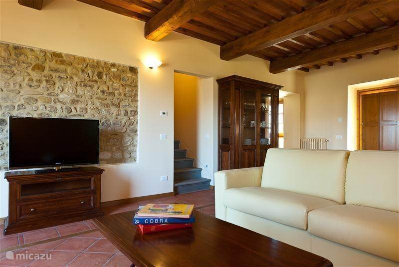 Vakantiehuis Italië, Toscane, Mercatale in Val di Pesa appartement Marzocco 4
