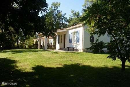 Vakantiehuis Frankrijk, Charente, Brossac vakantiehuis EtangVallier Maison 2.27