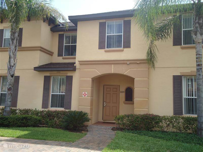 Vacation rental United States, Florida, Davenport terraced house Casa Calabria